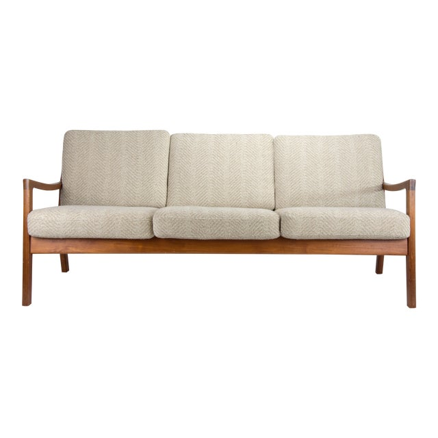 France & Sons Ole Wanscher Sofa - Image 1 of 6