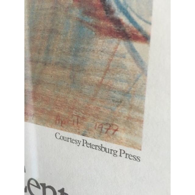 David Hockney Exhibition Print For Sale - Image 10 of 11