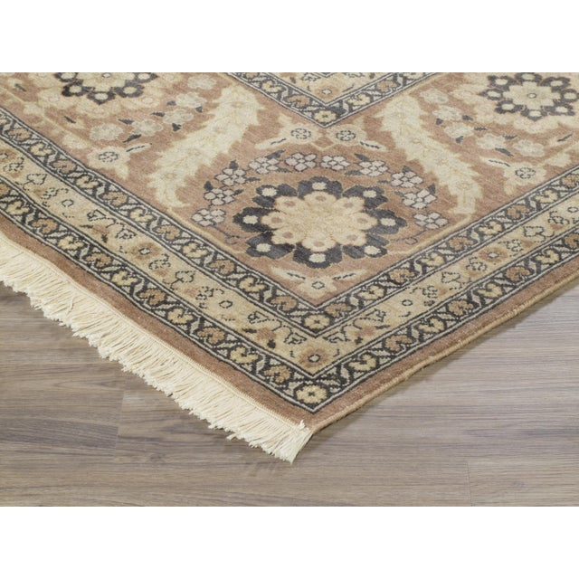 Traditional Stark Studio Rugs Traditional New Oreintal Egyptian Wool Rug - 10′ × 13′7″ For Sale - Image 3 of 3
