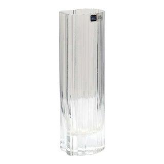 Cumulus Arabia Finn Crystal Nuutajärvi Vase For Sale