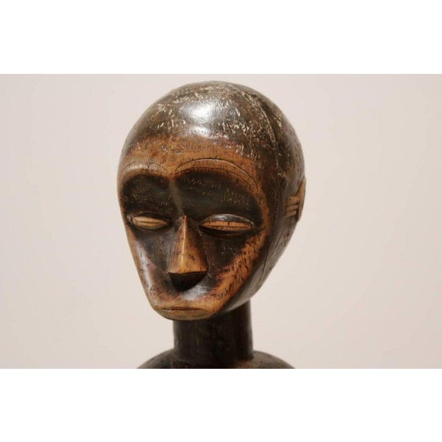 """""""Fertility"""" African Sculpture by the Lobi People For Sale - Image 4 of 12"""