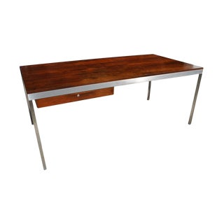 Vintage Mid Century Table Desk by Harvey Probber For Sale