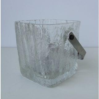 Vintage Hoya Textured Iceberg Ice Bucket Preview