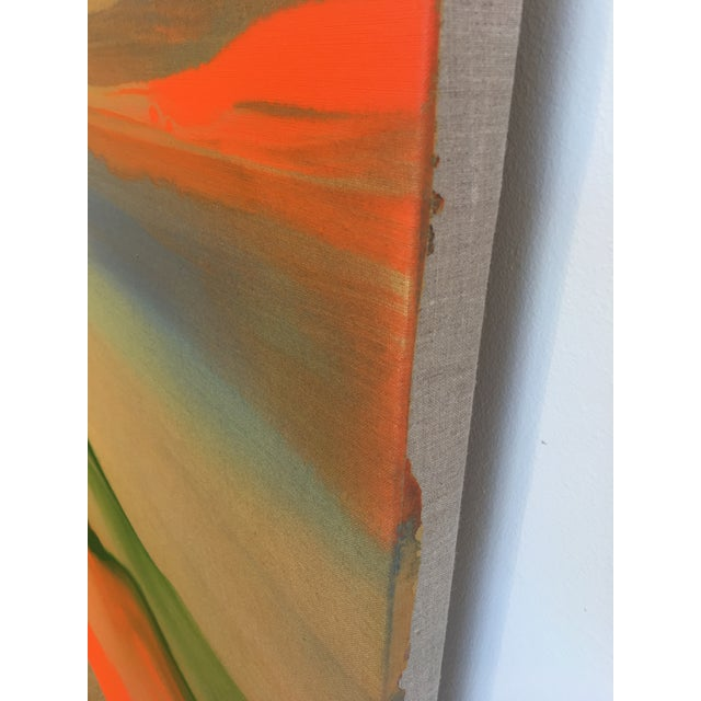 """Nico Munuera Abstract Painting """"Boneless Vi"""" For Sale In San Diego - Image 6 of 10"""