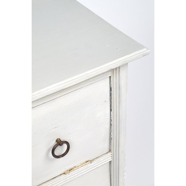 19th Century French Painted Filing Cabinet - Image 5 of 9