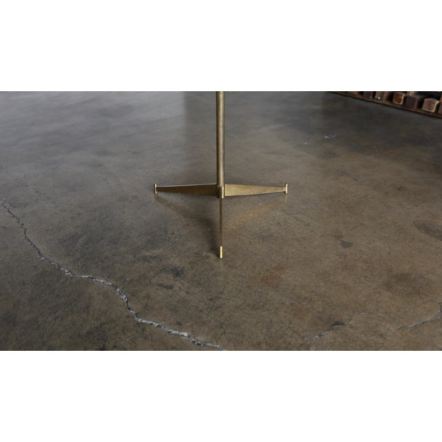 """Metal """"Cigarette"""" Side Table by Paul McCobb for Directional, Circa 1955 For Sale - Image 7 of 9"""