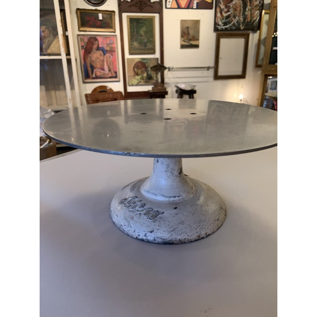 Fabulous 1920s cake stand perfect serving piece for holidays, parties and pastries!