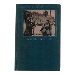 "1916 ""The White Road to Verdun"" Collectible Book For Sale"