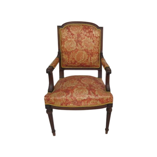 1900's Louis XVI Chair For Sale