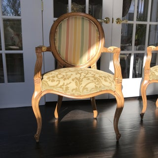 Fairfield Custom Unique Chairs - Set of 4 Preview