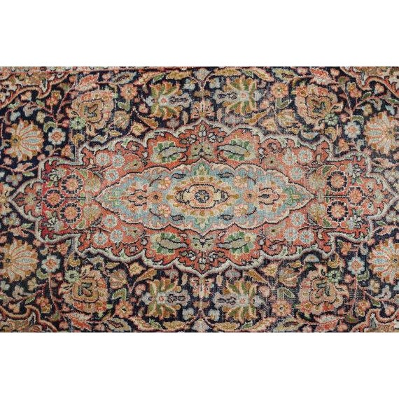 Vintage Faded Area Rug - 2′2″ × 5′1″ - Image 4 of 6
