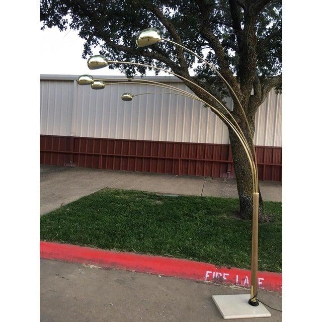 Arc Floor Lamp - Image 2 of 9