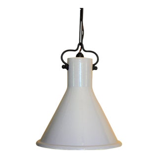 Currey & Company Rooke Industrial Pendant For Sale