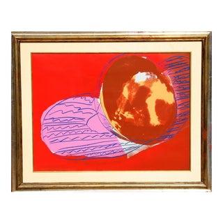 "Andy Warhol, ""Gems"", Pop Art Print For Sale"