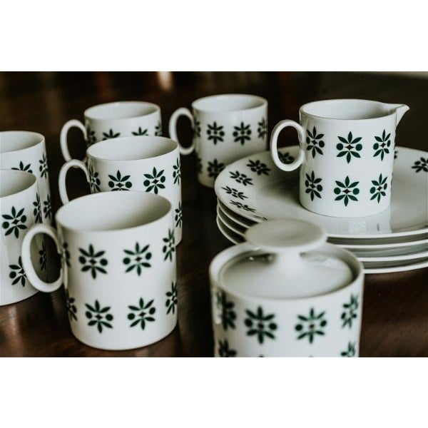 1960s Vintage Rosenthal Tea Service - 13 Pieces For Sale - Image 6 of 8