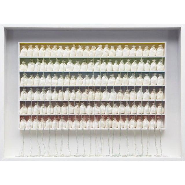 Rosamond Berg, Rainbow Spectrum Ii, 1981, Mixed Media For Sale - Image 12 of 12