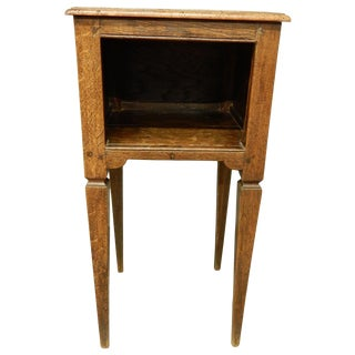Louis XVI French Provincial Side Table For Sale