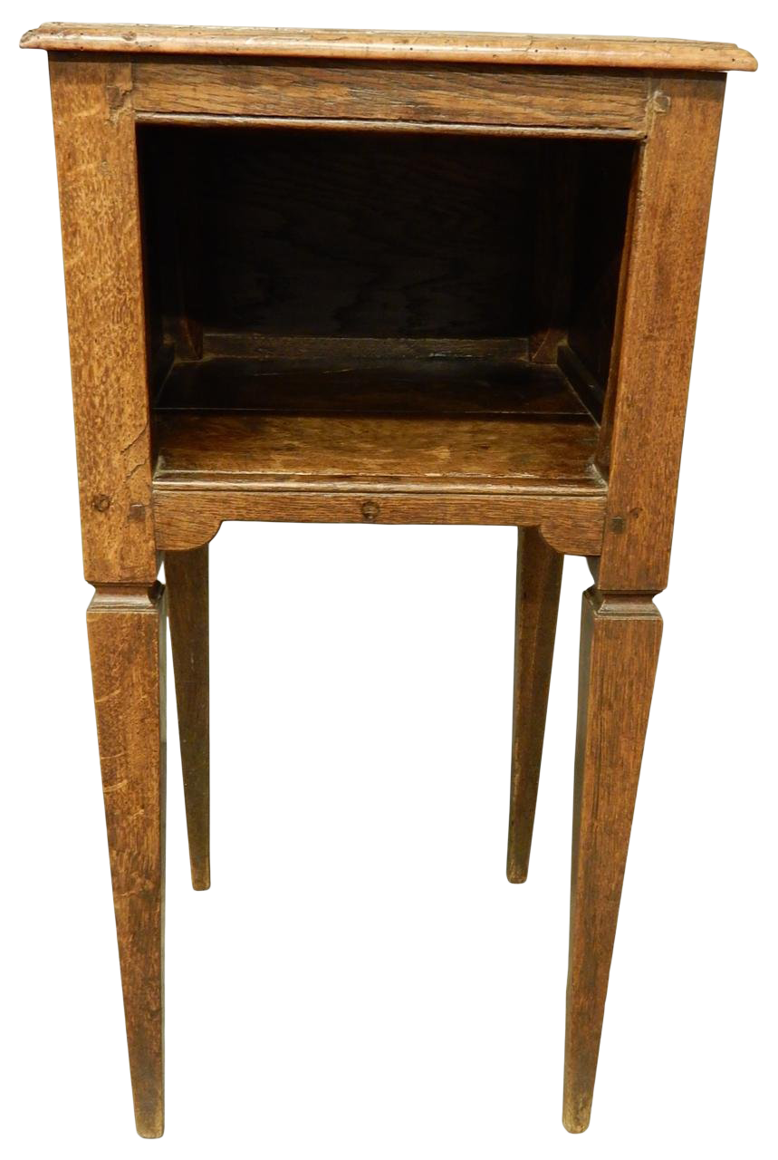 Gentil Louis XVI French Provincial Side Table