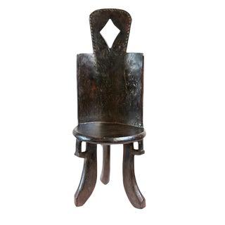 Ethiopian Jima Chair