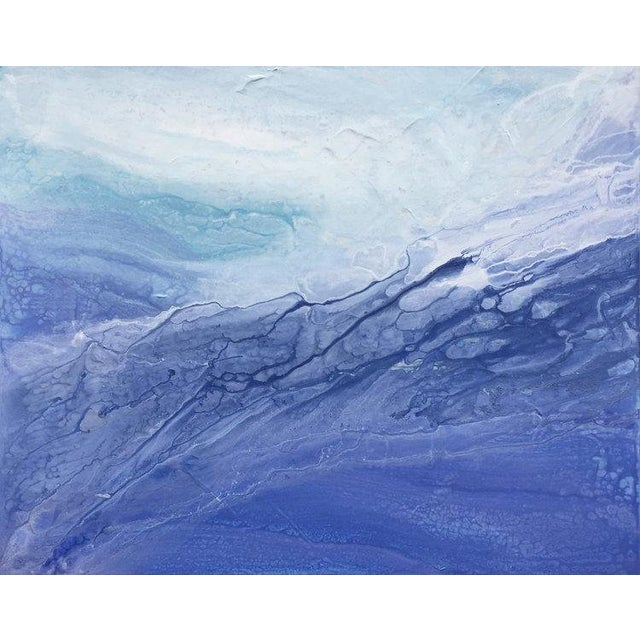 Teodora Guererra, 'Ocean Tango' Painting, 2017 For Sale