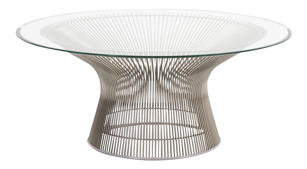 HighEnd Warren Platner for Knoll Coffee Table DECASO