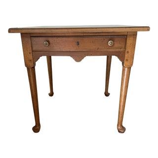 Vintage Drexel Heritage End Table For Sale