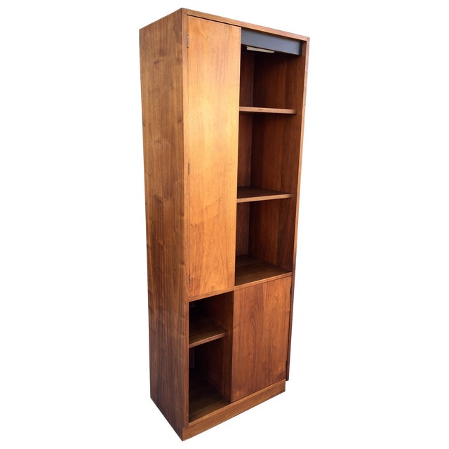 Mid-Century Armoire by Dillingham - Image 1 of 9