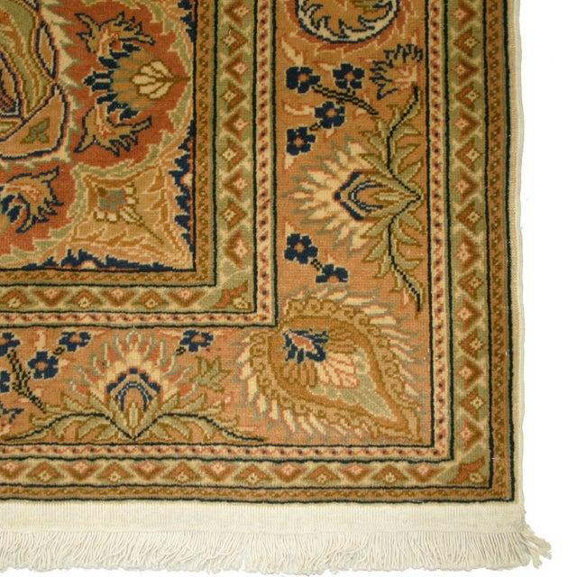 "Vintage Kayseri Carpet - 6'5"" X 9'6"" - Image 3 of 4"