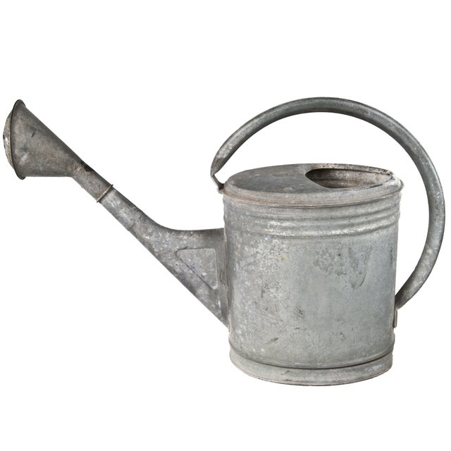 Vintage European Watering Can For Sale