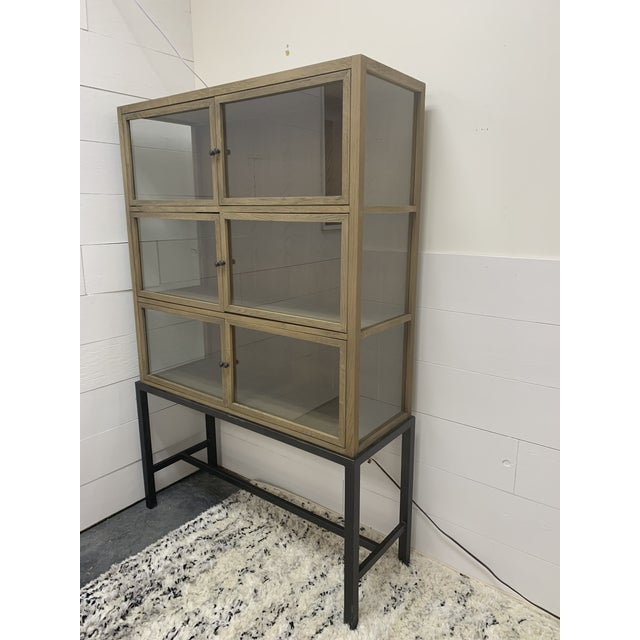 Bryanston Traditional China Cabinet For Sale - Image 4 of 6
