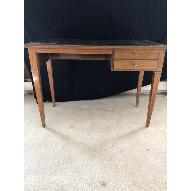 1950s 1950s Mid-Century Modern Writing Desk For Sale - Image 5 of 5