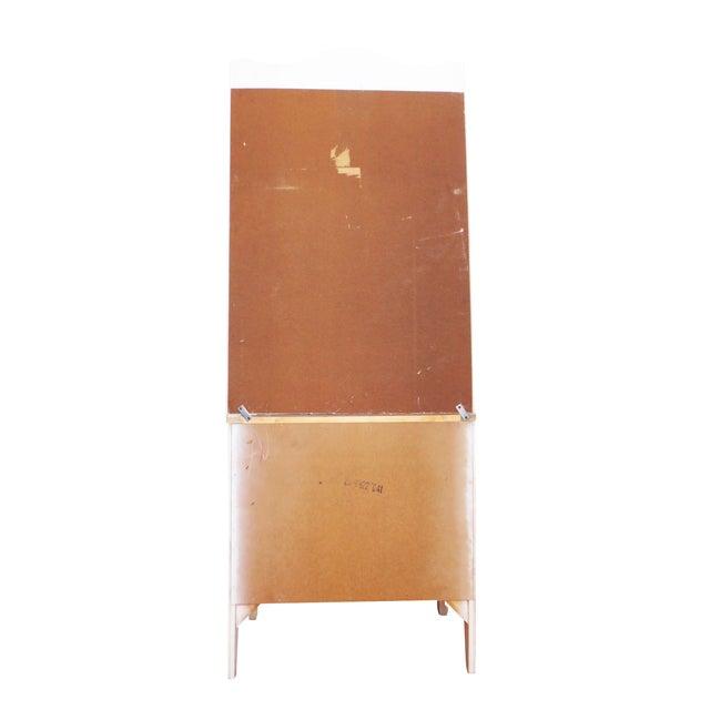French Provincial Dresser and Secretary Set - Image 6 of 9
