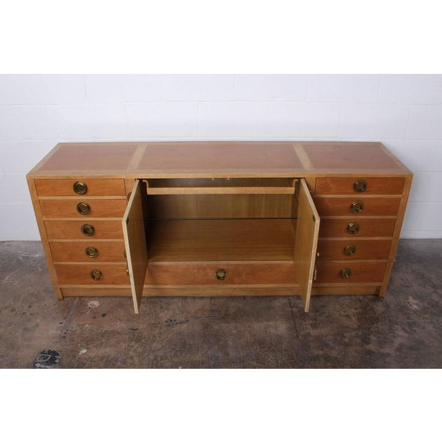 Asian Cabinet Designed by Edward Wormley for Dunbar For Sale - Image 3 of 10