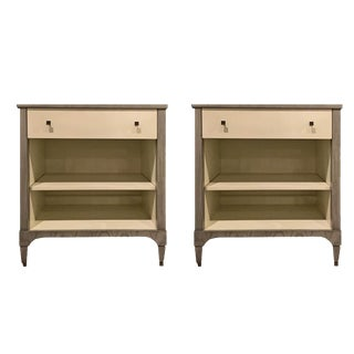 Hickory Chair Artisan Drawer Chests - a Pair For Sale