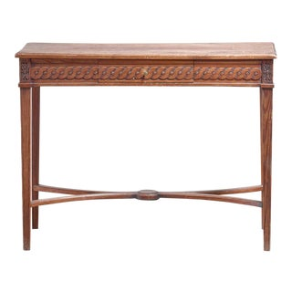 Gustavian Console Table, Sweden, Early 20th Century For Sale