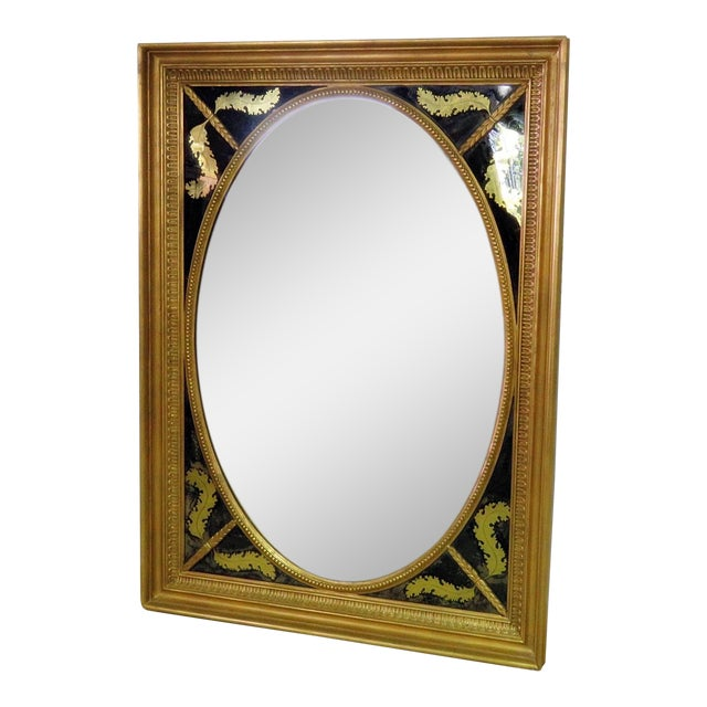 Antique Regency Style Mirror For Sale