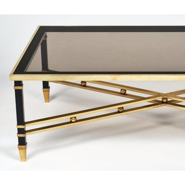 Italian Modernist Coffee Table For Sale In Austin - Image 6 of 12