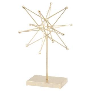 Mid-Century Style Starburst Sculpture For Sale