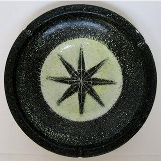 Spanish Rustic Ceramic Ashtray Preview