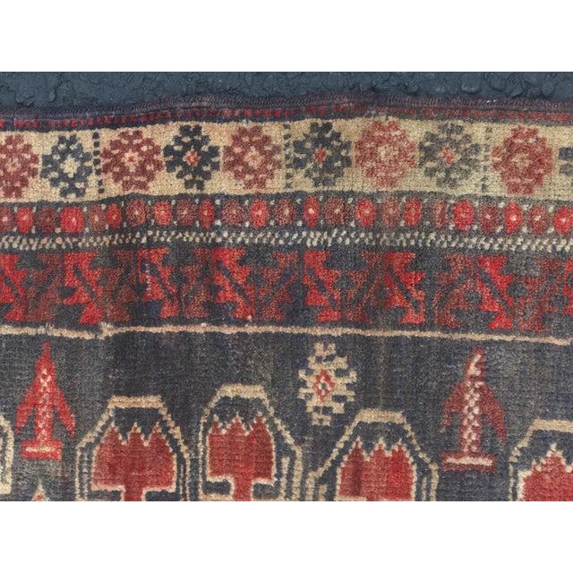 "Vintage Persian Baluchi Rug - 2'6""x3'5"" - Image 8 of 11"