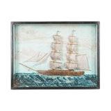 Image of 19th Century English Nautical Diorama For Sale