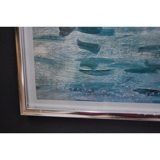 """""""Centenaire de l'impressionnisme"""" Framed Grand Palais Exhibition Poster - Image 3 of 7"""