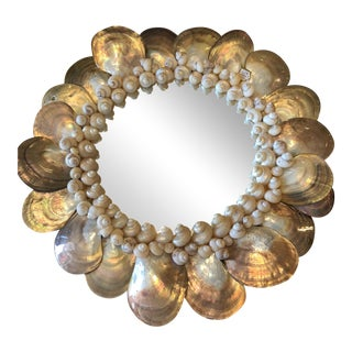 Mother of Pearl Lazy Susan For Sale
