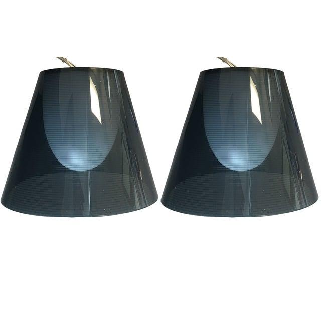 Ktribe S1 Fumee Pendant Lights - Pair - Image 1 of 7