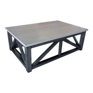 Fremarc Designs Montage Cocktail Table For Sale