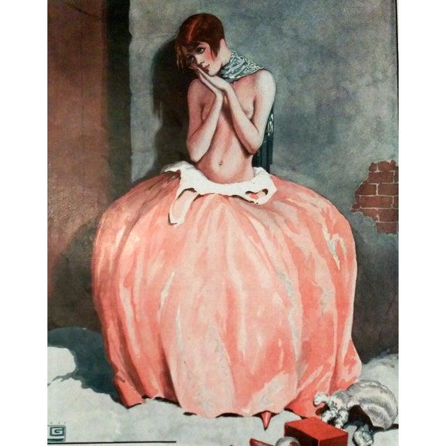 "1926 La Vie Parisienne ""Posing Pretty"" Prints - Pair - Image 5 of 10"