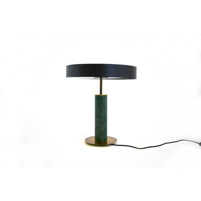 The table lamp is in Mid Century style, Europe model. The lamp is part of the new Ltwid by Vintage Domus collection made...