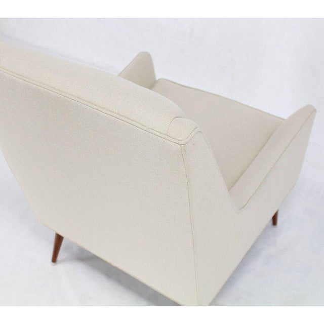 Wood McCobb High Dowel Leg Lounge Chair For Sale - Image 7 of 10