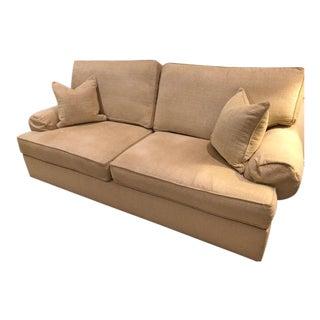 Modern Ethan Allen Franklin Sofa For Sale