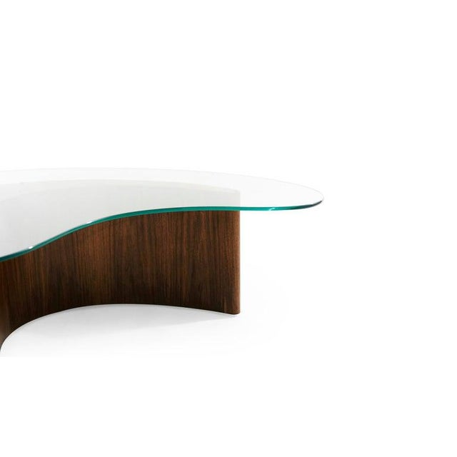 Vladimir Kagan Apostrophe Coffee Table, 1950s For Sale - Image 9 of 13